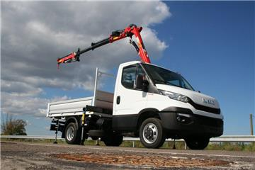 Iveco Daily 35C15 passo 3450 mm