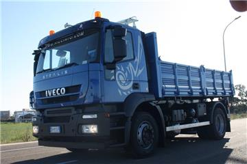 Iveco Stralis AD190S31 passo 3800 mm (V6-096)
