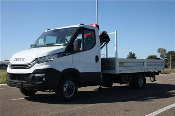 Iveco Daily 35C15 Passo 4100 mm