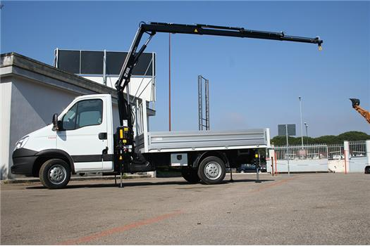 Iveco Daily 35S11 passo 3750